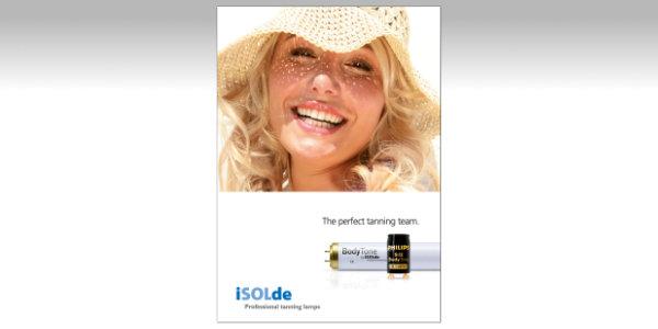 Download Werbemittel iSOL.de- Poster
