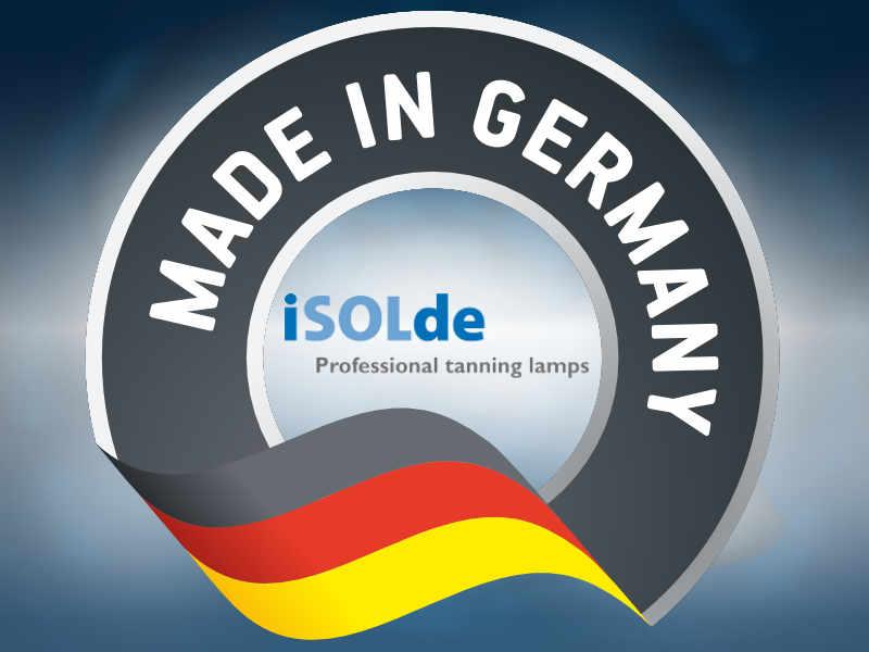 iSOLde Licht Qualität - Made in Germany