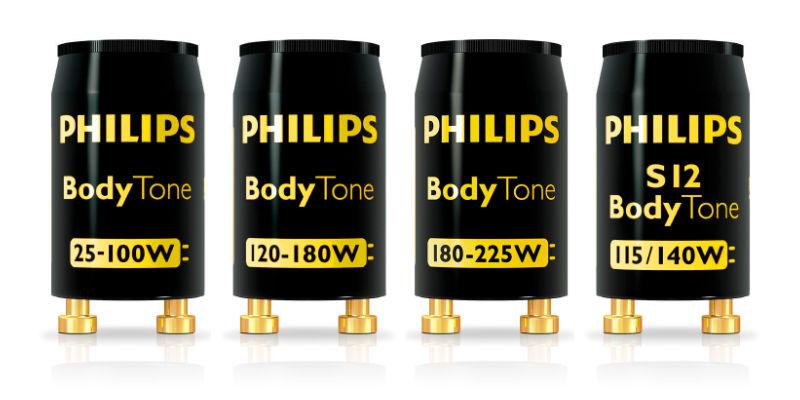 Download Philips BodyTone Starter Range
