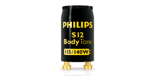 Philips BodyTone Starter S12 115–140 W